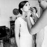 Photographie prise lors d'un mariage